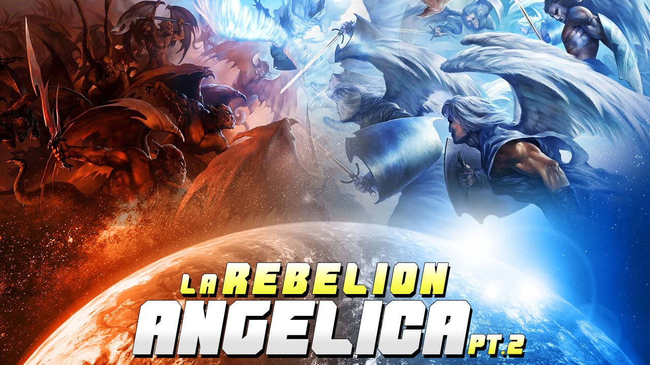 La Rebelion Angelica - Edwin Garcia