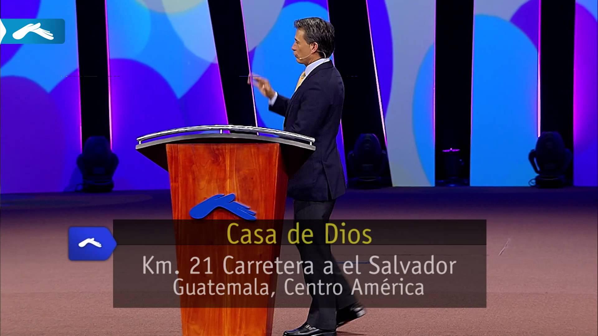 Pastor Cash Luna - Accediendo a las bendiciones de Dios