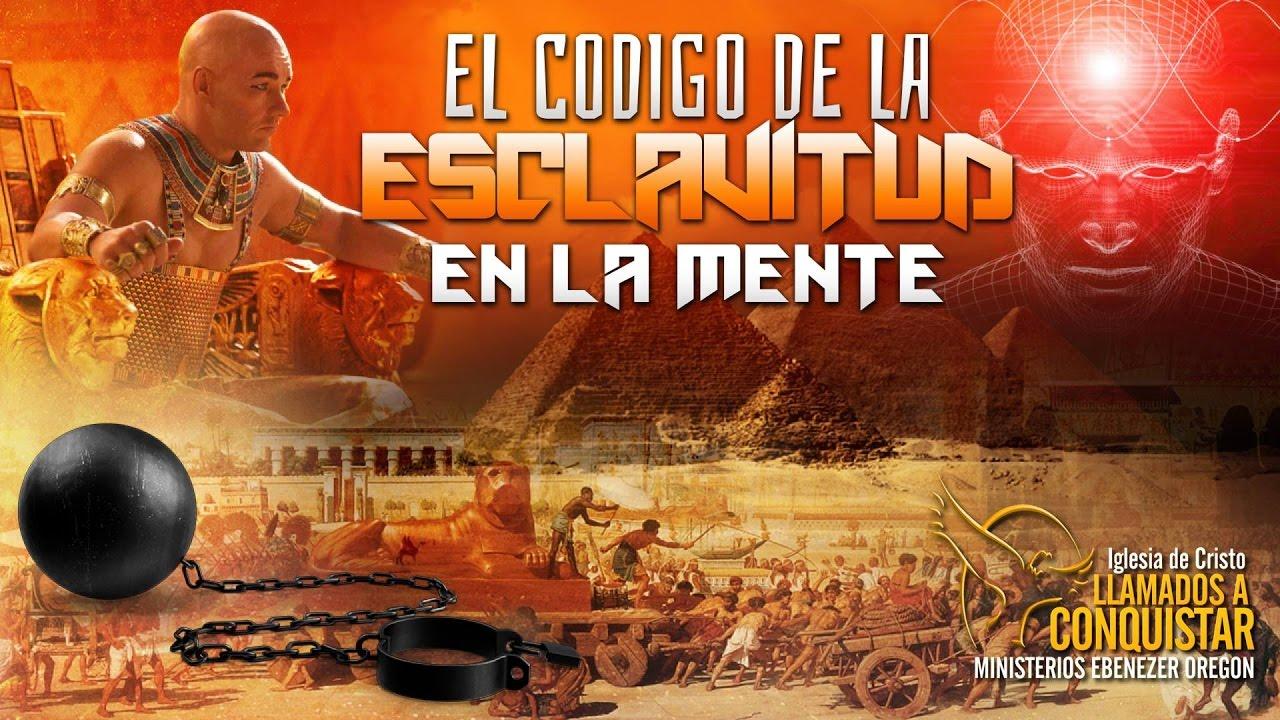 El Código De La Esclavitud En La Mente - Ap Mario Rivera