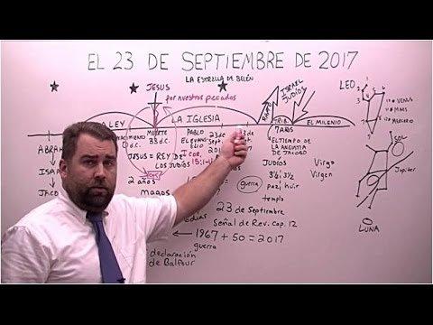 Señal de apocalipsis este 23 de Septiembre de 2017