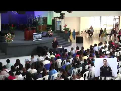 Preparándonos Para El Apocalípsis (Estudio de Pastores) - Ap. Sergio Enriquez