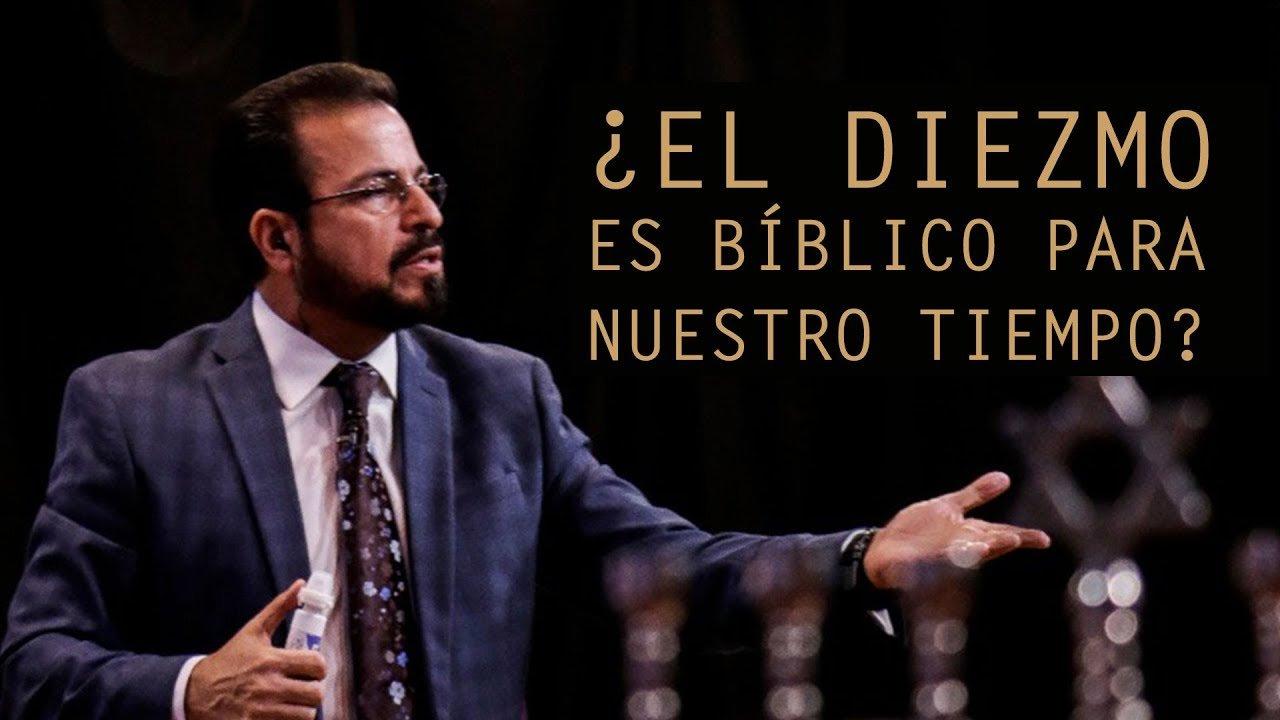 ¿El diezmo es bíblico para nuestro tiempo? - Apostol German Ponce
