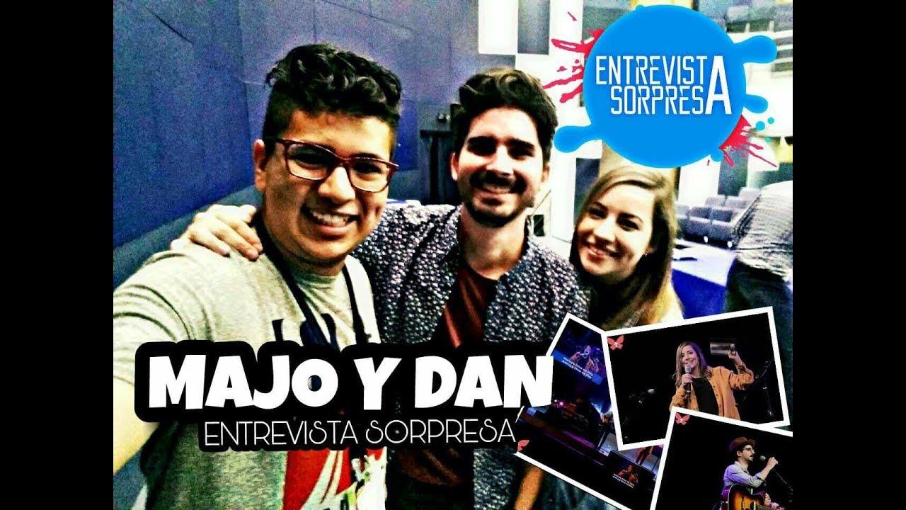 Majo Solis - Entrevista Sorpresa