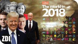 Increíbles predicciones de The Economist 2018