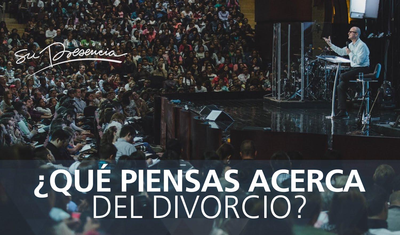 Divorcio, ¿Qué dice la Biblia? – Andres Corson