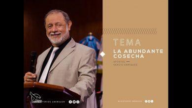 La abundante cosecha - Apóstol Sergio Enríquez