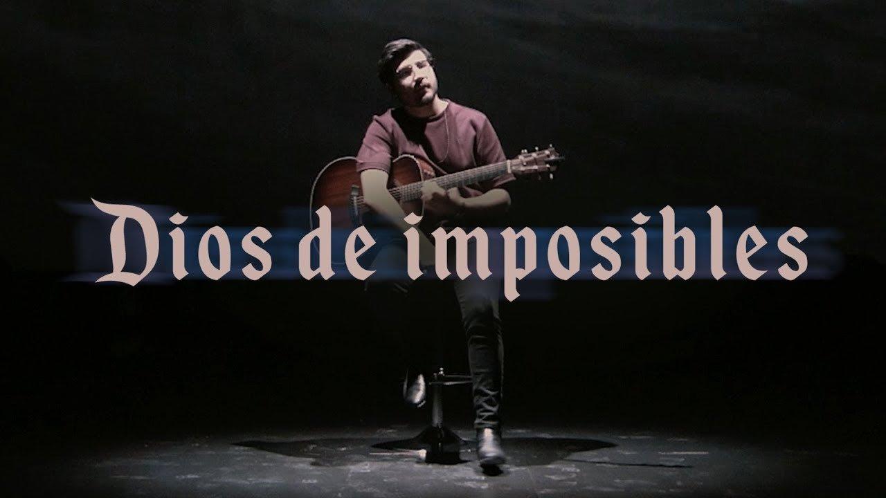 Un Corazón – Dios de Imposibles (Videolyrics)