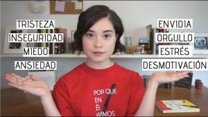 Controla Tus Emociones: Tristeza, Depresión, Ansiedad… – Edyah Barragan