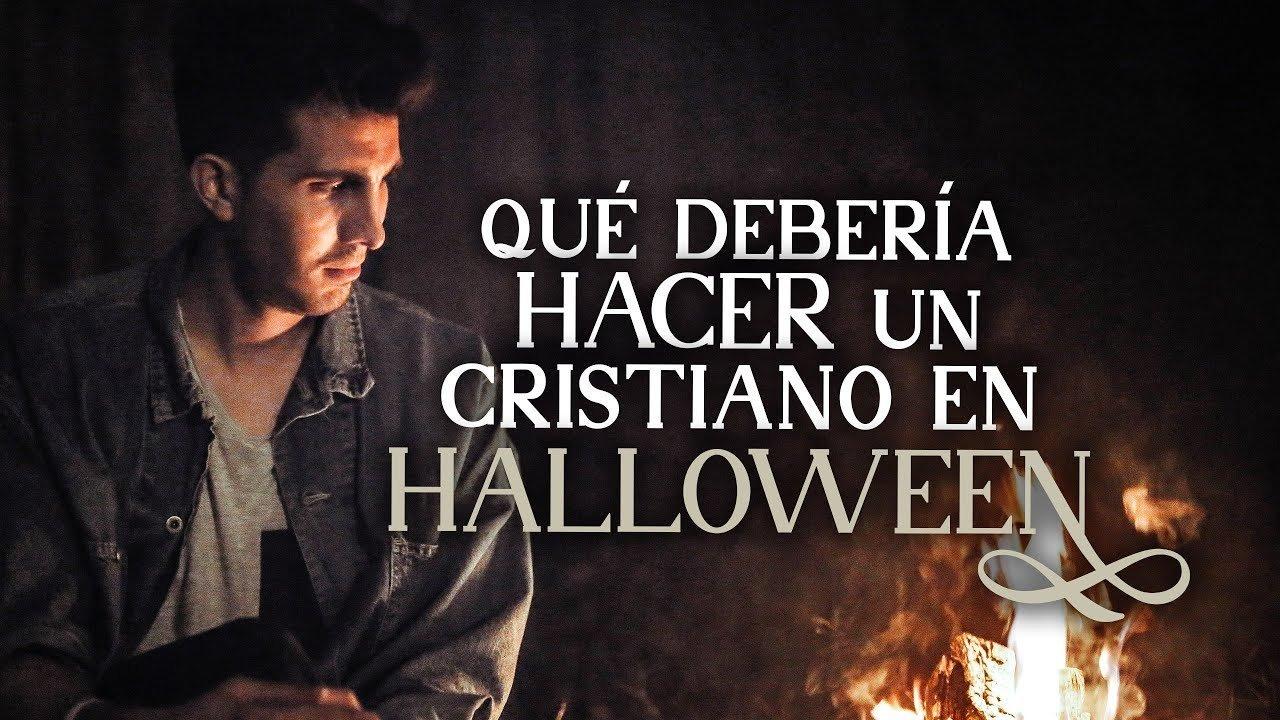 Qué Debería Hacer un Cristiano en Halloween – Carlos Erazo