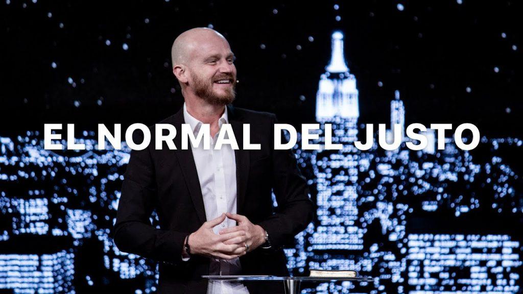 Pastor Andrés Spyker – El normal del justo