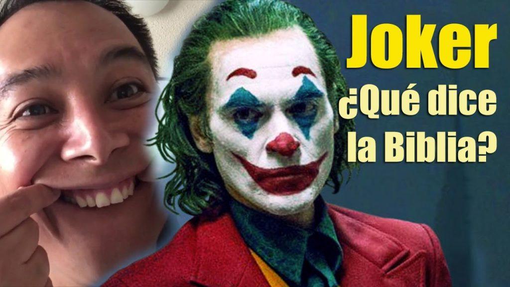 Joker ¿Qué dice la Biblia sobre la nueva pelicula de El Guason?