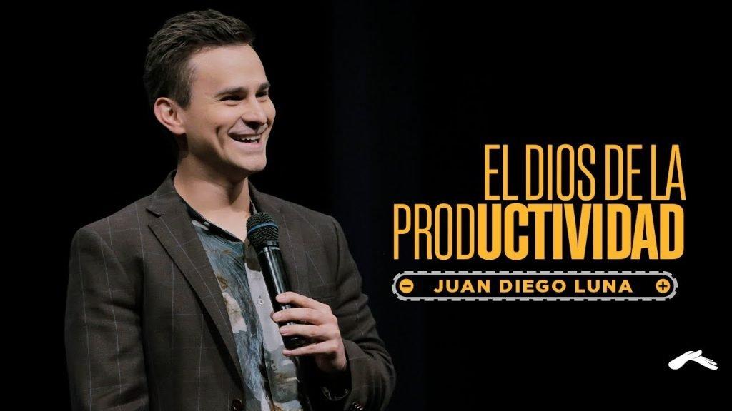 Juan Diego Luna – El Dios de la productividad