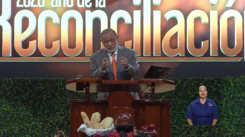 Enfrentando La Potestad De La Pobreza – Apostol Sergio Enriquez