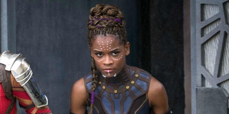 "Letitia Wright, ""Shuri"" en Black Panther, habla de la Biblia"