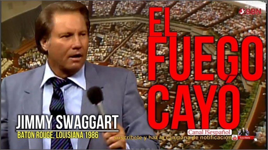 Jimmy Swaggart – El fuego cayó 1986