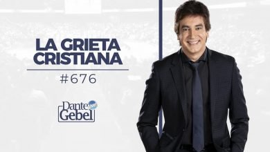 Photo of Dante Gebel – La grieta cristiana