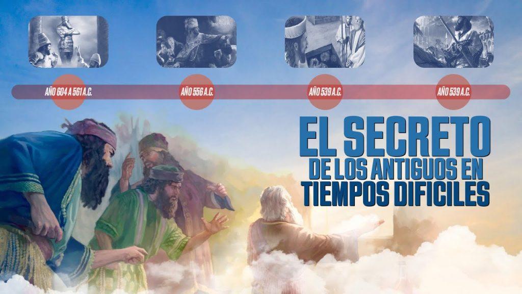 Los secretos de los antiguos en tiempos dificiles – Apostol Mario Rivera