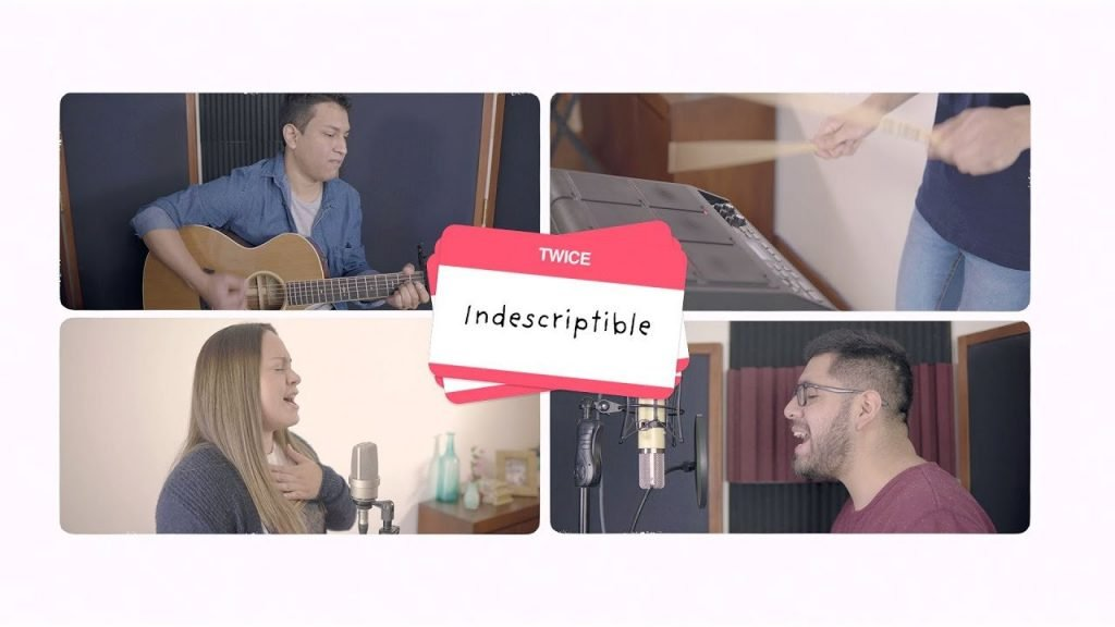 TWICE MÚSICA – Indescriptible – (Hillsong Young & Free – Indescribable en español)